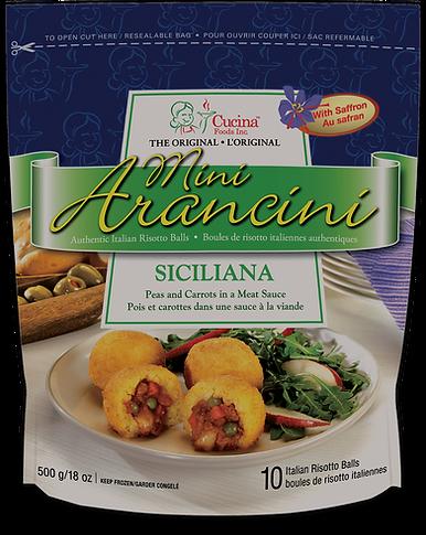 Mini Arancini Siciliana