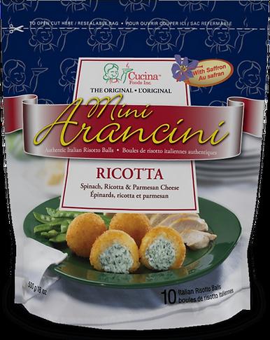 Mini Arancini Ricotta