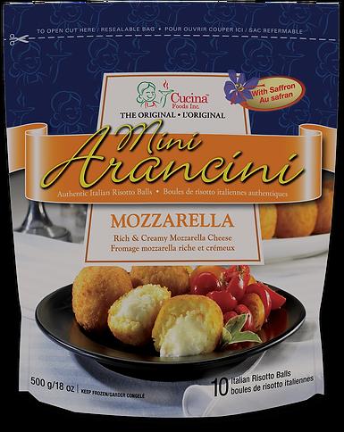 Mini Arancini Mozzarella