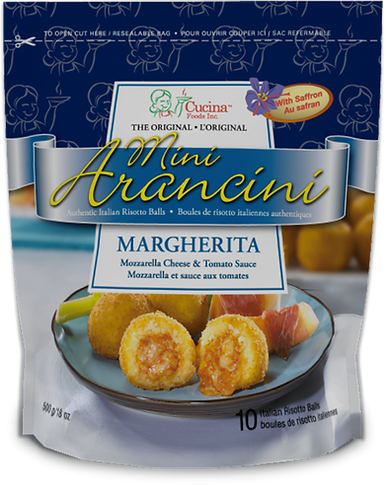Mini Arancini Margherita