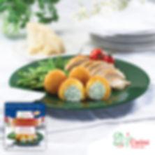 Ricotta Spinach Arancini Rice Balls