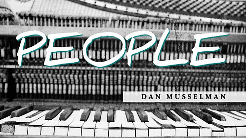 People - Hillsong United Piano Covers
