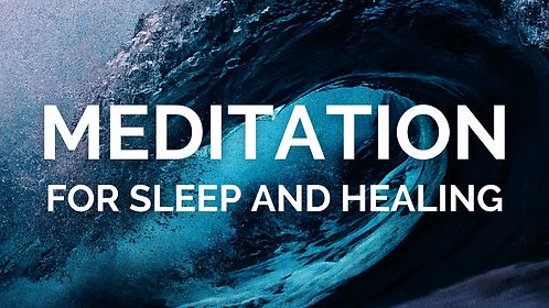 Christian Meditation for Sleep and Healing