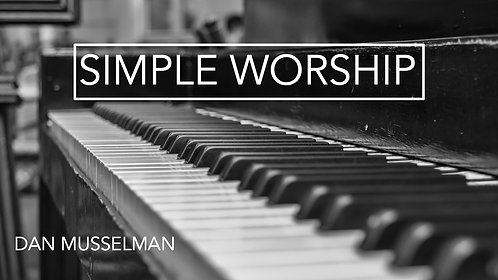 Simple Worship - mp3 recordings