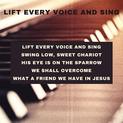 Lift Every Voice and Sing (Five Song Bundle)