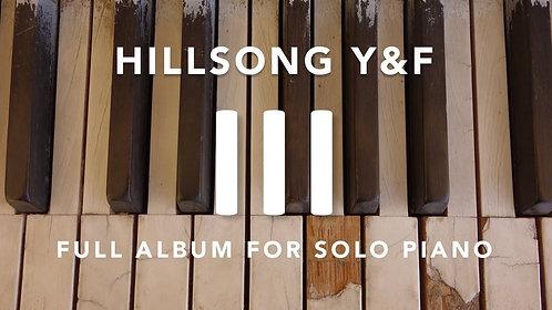 III - Hillsong Y&F Covers