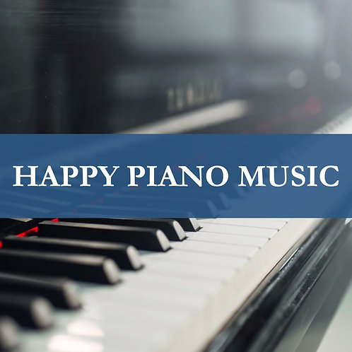 Best of Happy Piano Music