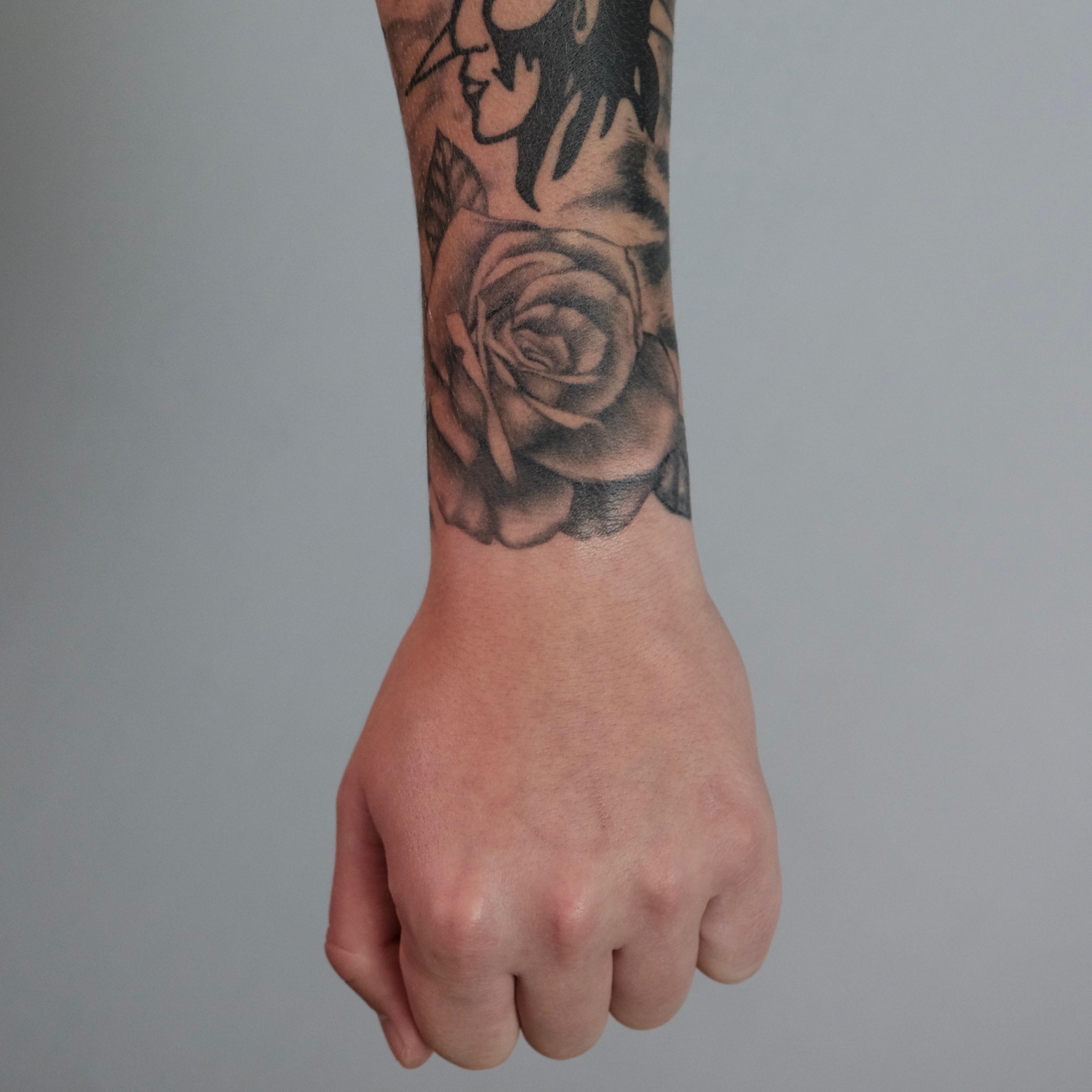 rozlyndubz | Healed Tattoos