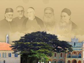 El Patriarca Maronita, ayer y hoy
