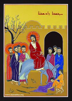 24. La Entrada a Jerusalén