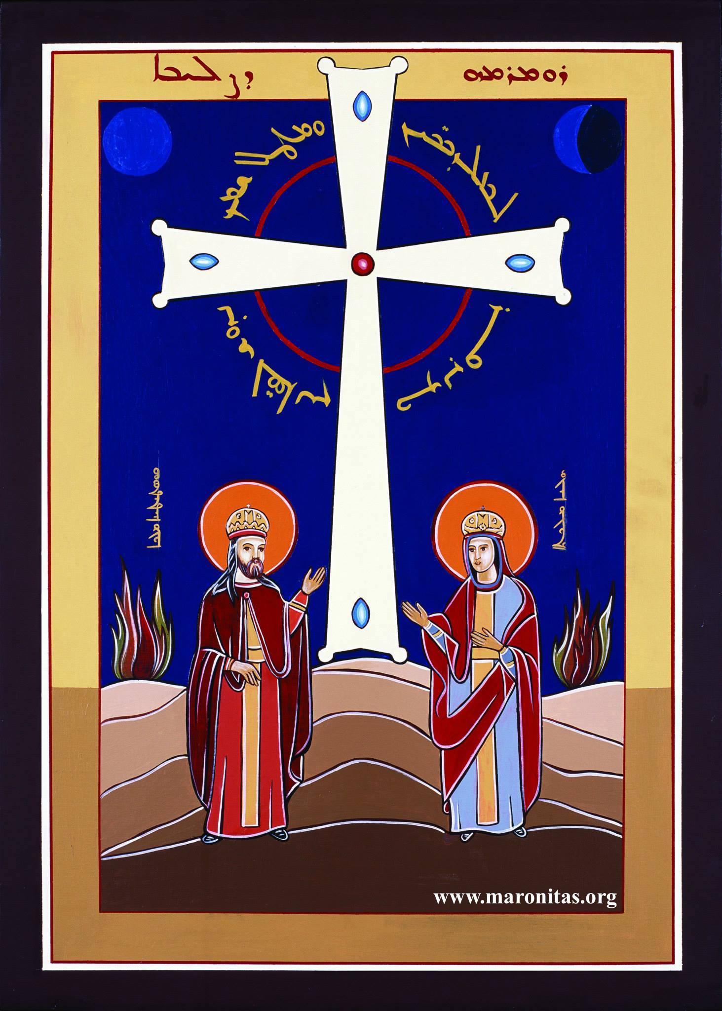 38. La Exaltación de la Santa Cruz