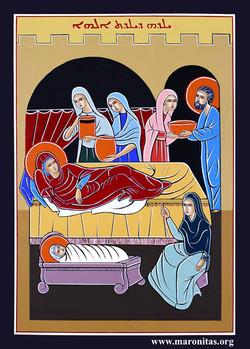 37. La Natividad de María