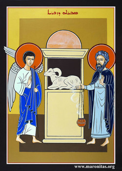 2. La Anunciación a Zacarías