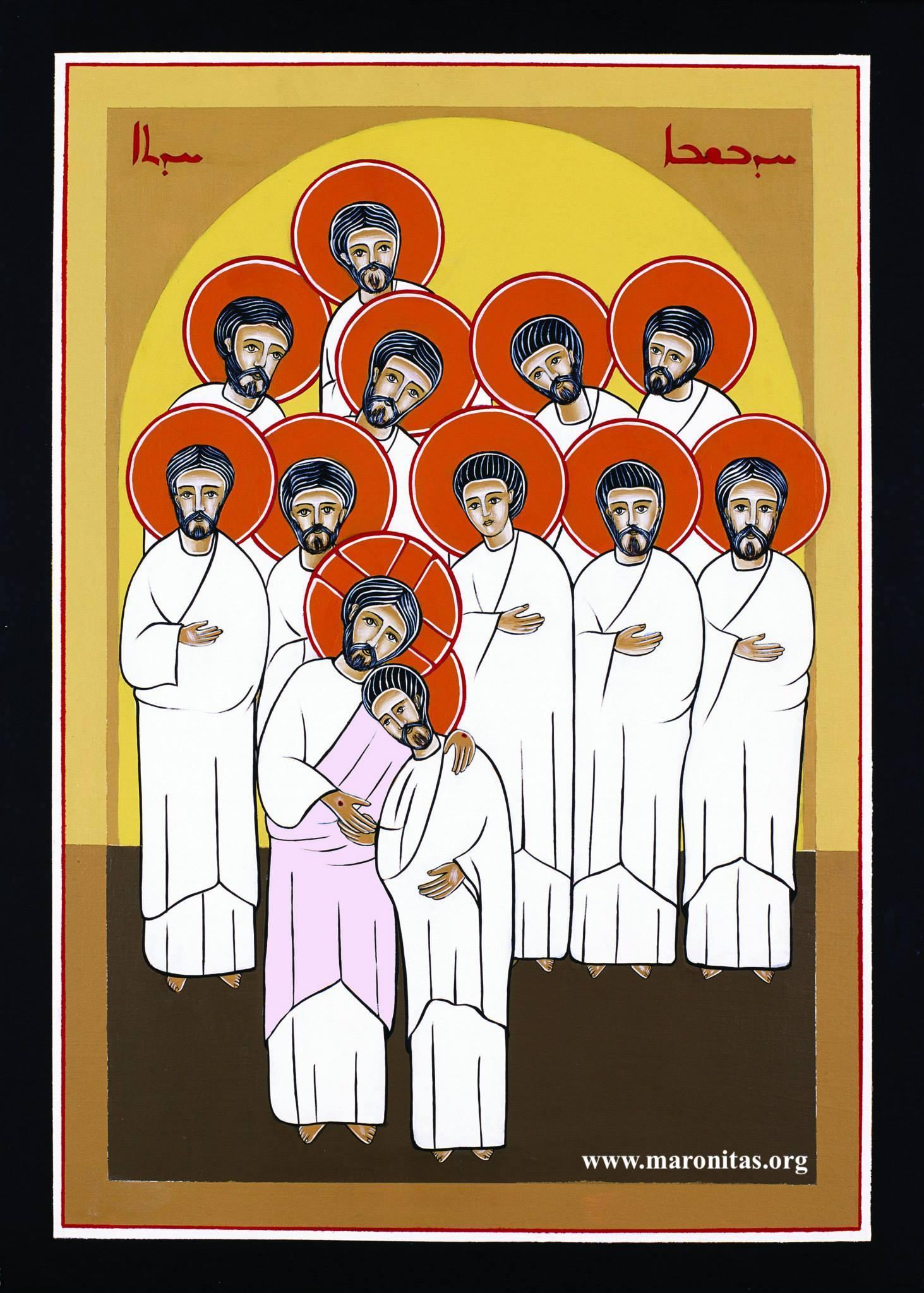 30. La Aparición a santo Tomás