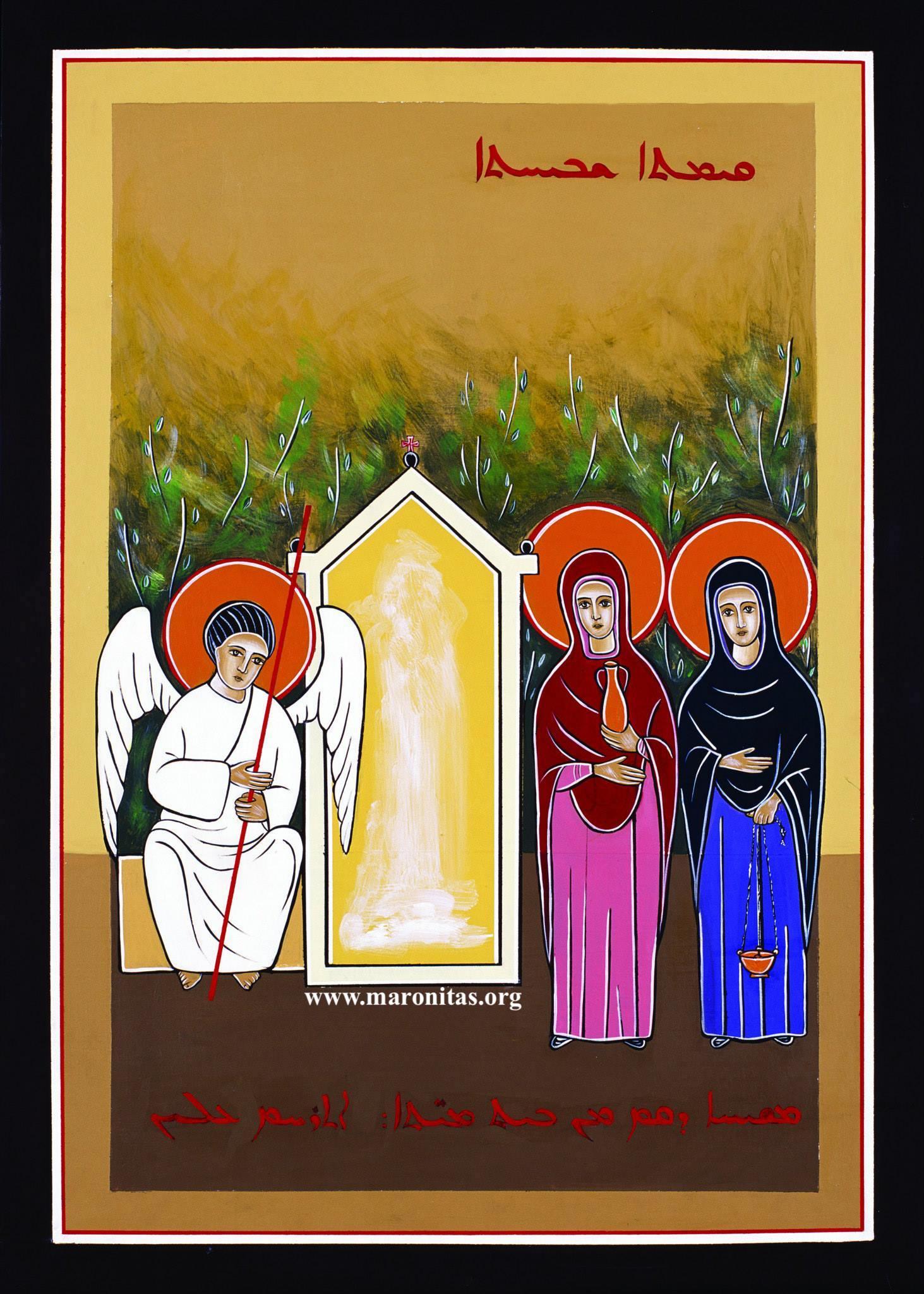 29. La Resurrección del Señor