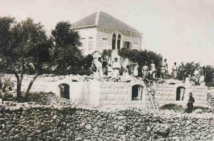 maronites, Syriac