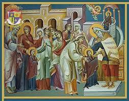 La Presentación de la Virgen
