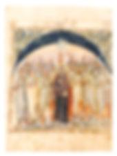 Icono Maronita de Rabboula / Rabula