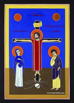 27. La Crucifixión