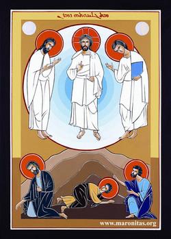 35. La Transfiguración