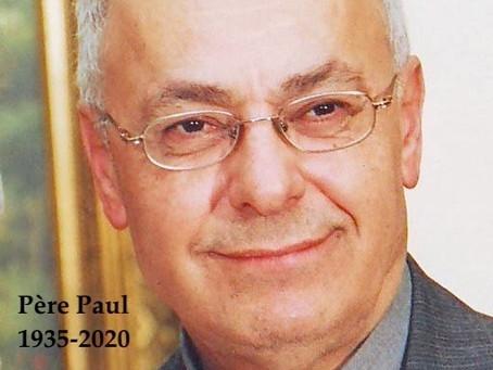 PÈRE PAUL: UN GIGANTE MARONITA