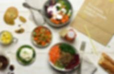 cuisine saine et équilibrée