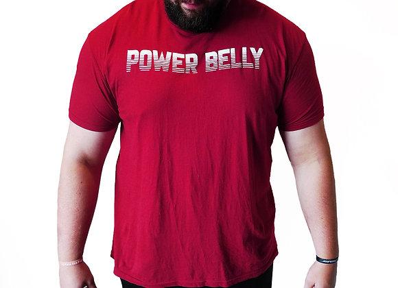 """""""POWER BELLY"""" T-SHIRT"""