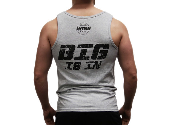 """BIG IS IN"" TANK"