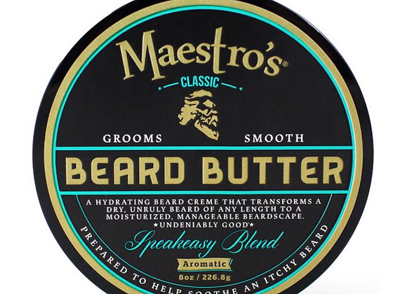 Maestros Beard Butter