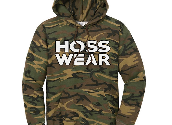Hoss Wear Fleece Hoodie