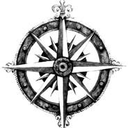 Astrolabio y compás