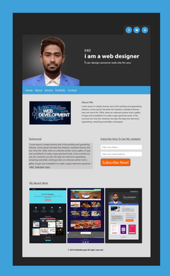 Responsive Psd To Bootstrap Template.png