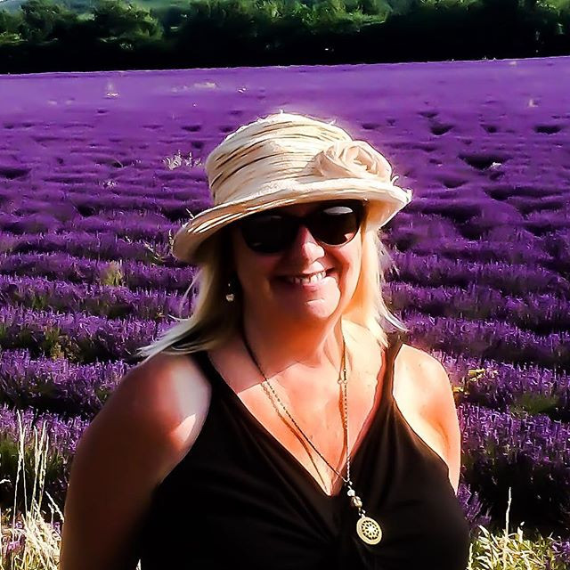 In The Lavender Fields
