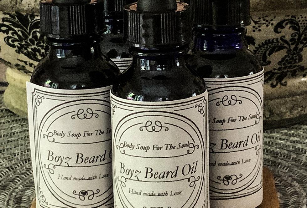 Boyz Beard Oil