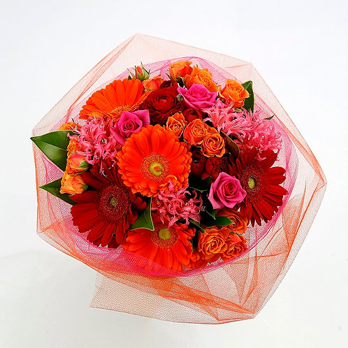 Fiery Mix Bouquet, prices from...