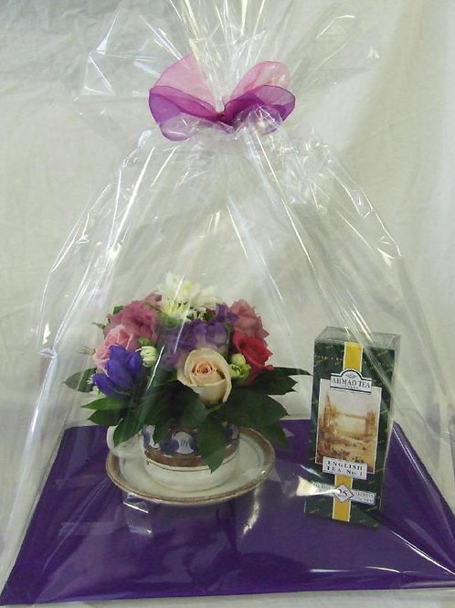 Cup & Tea Arrangement, prices from...
