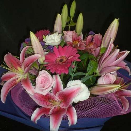 Pink Flare Bouquet, prices from...