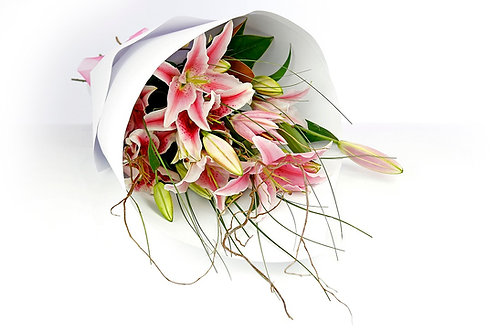 Lotsa Lilies Bouquet, prices from...