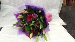 Bouquet - Purple
