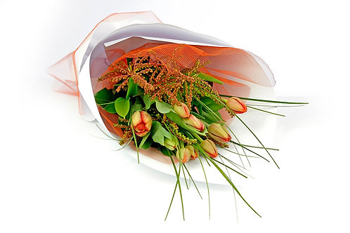 Spring Tulips Bouquet, prices from...