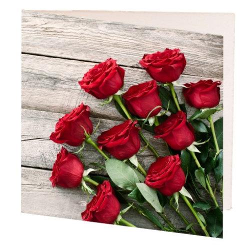 Card - Romantic (7cm)