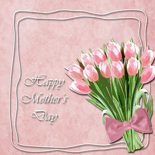 Card - Happy Mother's Day (Full Sized)