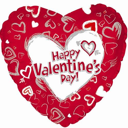 Balloon (Helium) - Valentine's Day