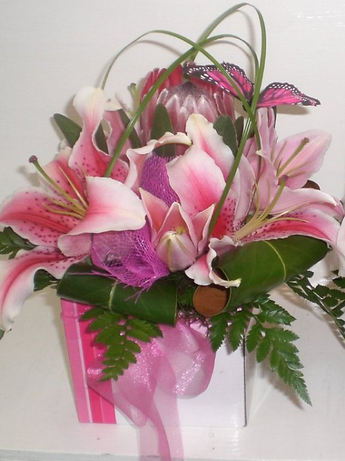 Mother's Day Arrangement, prices from...