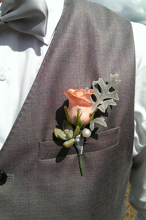 Buttonholes, prices from...