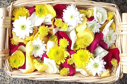 Petal Baskets - Funeral, prices from...