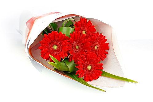 Simply Gerberas Bouquet, prices from...