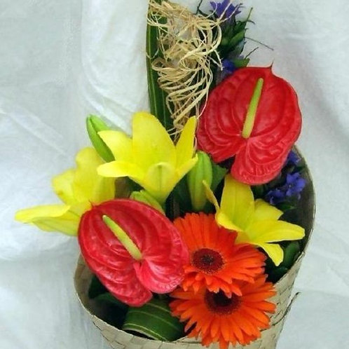 Pacific Wrap Bouquet, prices from...
