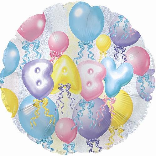 Balloon (Helium) - Baby