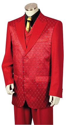 Red Diamond Suit